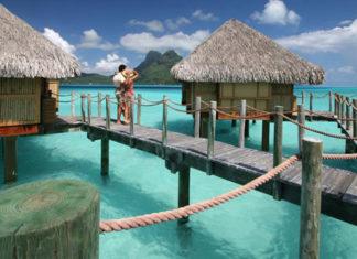 voyage de noces à Tahiti